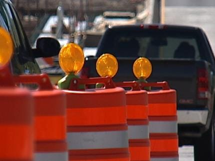 Tulsa Construction Projects Complicate Holiday Weekend Travel