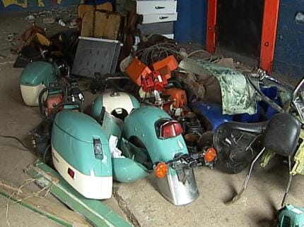 Rogers County Sheriff Office Investigators Make Arrests, Recover Stolen Property