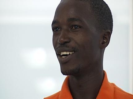 Thanks To Pros For Africa, One Uganda Man Begins Studies At ECU