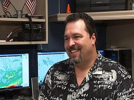 Muskogee Man's iPhone App Could Save Lives During Severe Weather