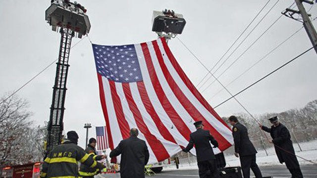 Giant 9/11 American Flag Coming To Oklahoma This Month