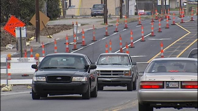 Oklahoma Troopers Urge Drivers To Use Caution Through Work Zones
