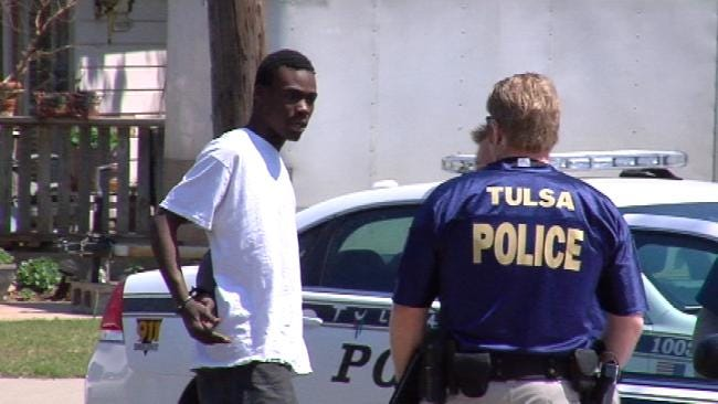 Argument Over Truck Lands Tulsa Man In Hospital, Another Behind Bars