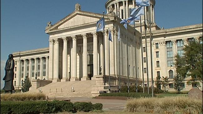 Amendment That Would Allow Oklahoma Lawmakers To Carry Guns Removed