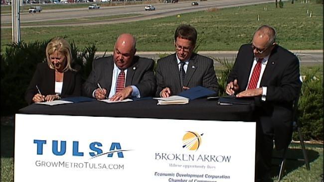 Compact Seeks Economic Growth In Tulsa, Broken Arrow