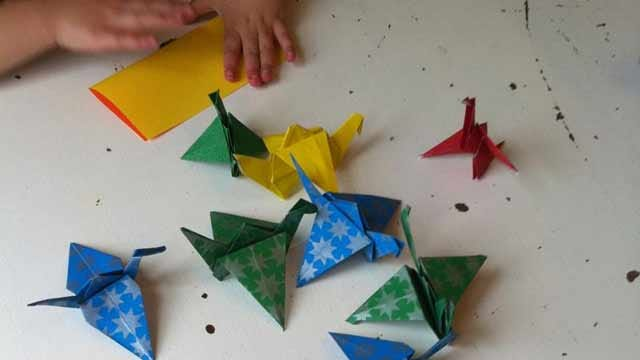 Oklahoma Schools Asked To Participate In Million Cranes Project