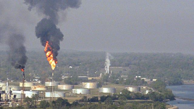 Ozone Health Advisory Issued For Tulsa County