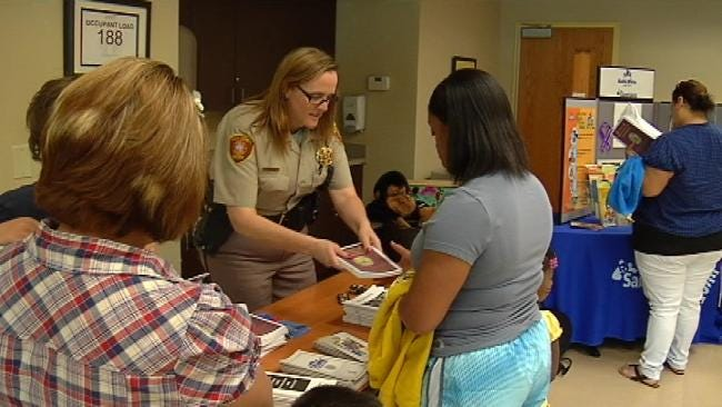 Tulsa Educare Showcases Services Available To Families