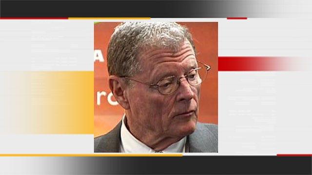 Report: Oklahoma Senator Jim Inhofe Intentionally Landed On Closed Runway