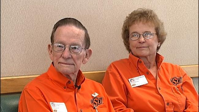 Retired Oklahoma Father, Daughter Make Volunteering A Family Affair