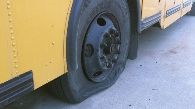 Students Busted In Bixby Bus Vandalism