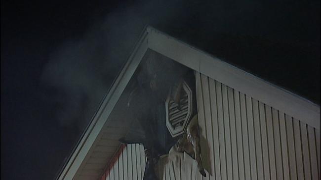 Cause Of Tulsa Duplex Fire Remains Under Investigation
