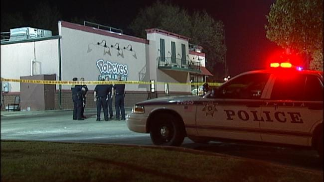Tulsa Restaurant Worker Shot In The Face After Attempted Robbery
