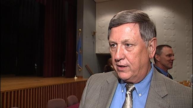 Tulsa Superintendent Axes One Of Three Consolidation Proposals