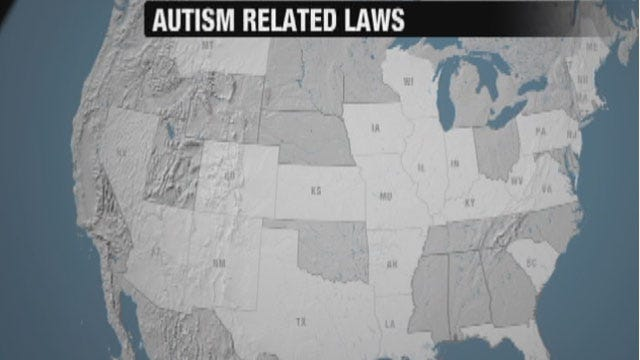 Battle Over Autism Insurance Coverage Brews At Capitol