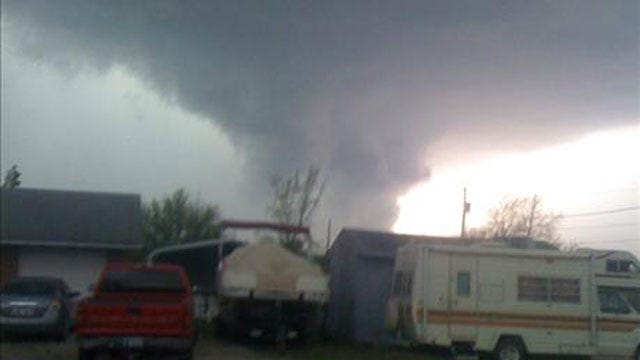 Officials Defend Decision Not To Sound Tornado Sirens In Bartlesville