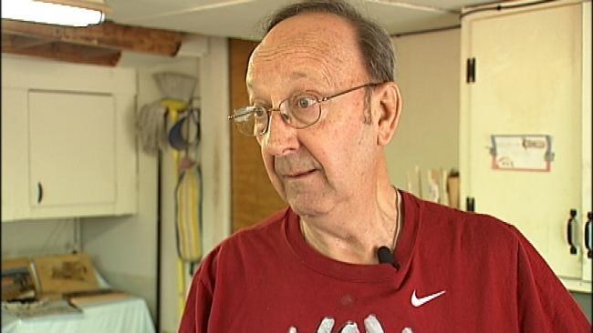 Retired Oklahoma Shop Teacher Showcases Creative Carvings