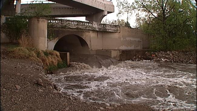 Rushing Storm Waters Can Create 'Drowning Machine,' Tulsa Firefighters Say