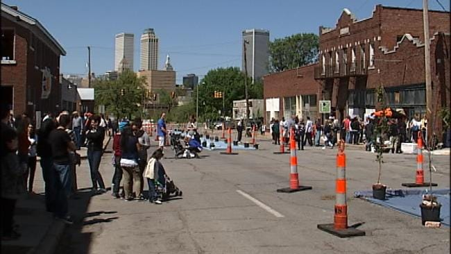 Tulsa Street Fest Launches Pearl District Revitalization Plan