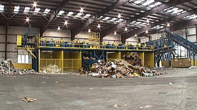 Expansion Helps Tulsa Company Sort Recyclables