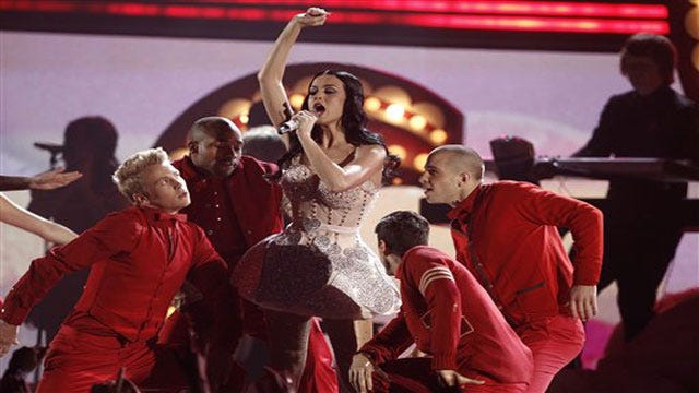 Katy Perry Coming To Tulsa's BOK Center In September