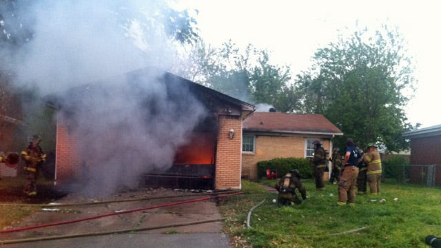 Tulsa Fire Department: Early-Morning House Fire Is Suspicious