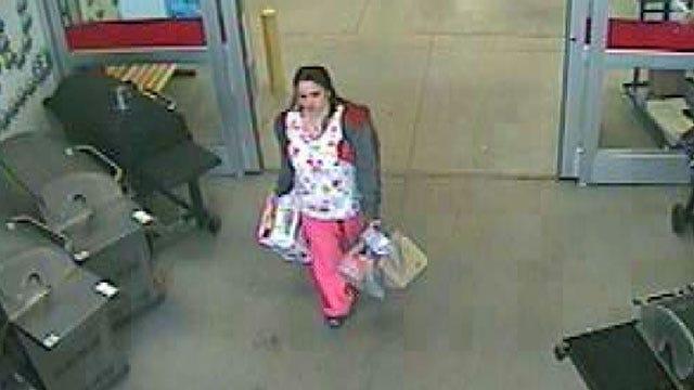 Tulsa Police Seek Stolen Check Writer