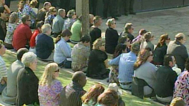 Tuesday Marked The 16th Anniversary Of The Oklahoma City Bombing