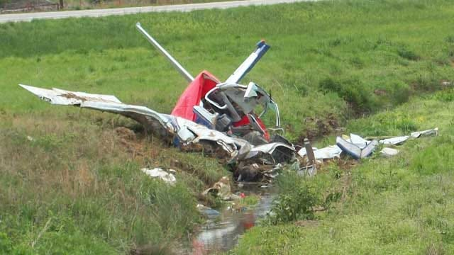 Tulsa Company President Was Trying To Return To Airport When Plane Crashed