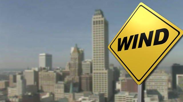 Sunday Brings Strong Winds, High Fire Danger