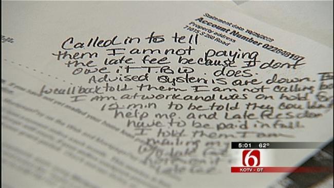 Mortgage Fraud Creates Headache For Wagoner Couple