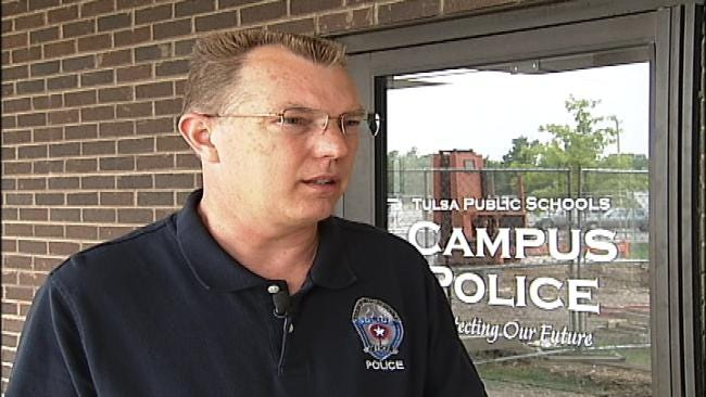 Tulsa School Police Chief On Unpaid Leave Of Absence