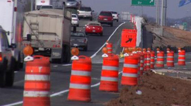 Highway Worker Safety Key To Bill Signed By Oklahoma Governor