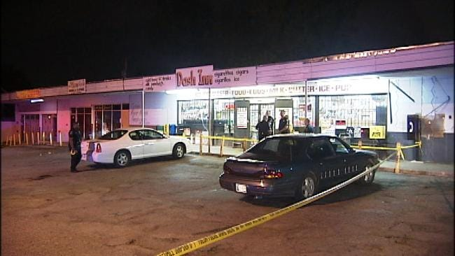 Employee Shot While Trying To Stop Tulsa Convenience Store Robbery