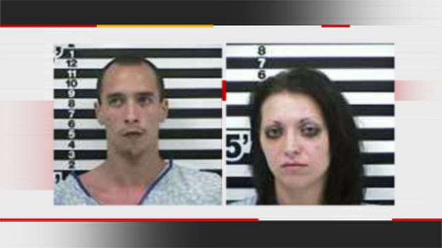 Suspects Captured In Claremore Manhunt