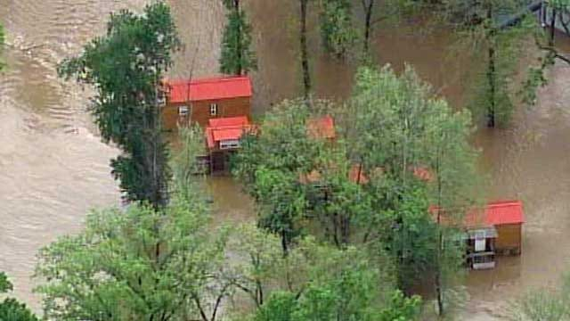Flooding Closes Several Eastern Oklahoma Highways