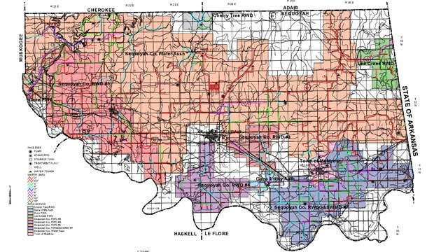 Order Issued For Rural Sequoyah County Water Customers To Stop Usage