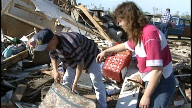 Victim Recounts Skiatook Tornado 20 Years Later