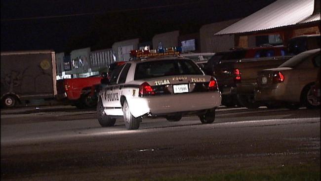 Woman Robbed Outside East Tulsa Nightclub
