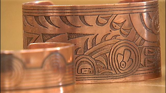 Oklahoma's Own: Cherokee Nation Preserves Art Of Metalsmithing