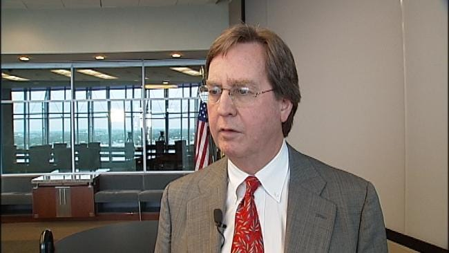 Tulsa Mayor Dewey Bartlett Restructures City Government
