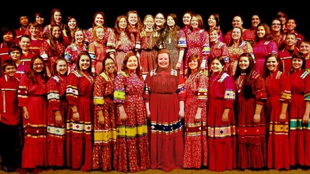 Cherokee Youth Choir To Sing With Oak Ridge Boys