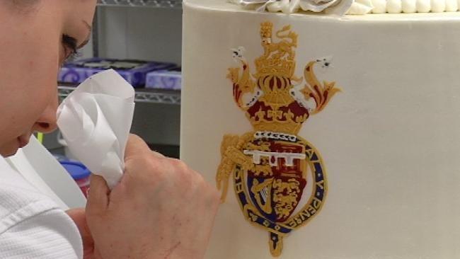 Tulsa Bakery Celebrates The Royal Wedding