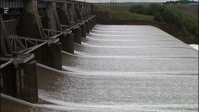 Army Corps Ups Water Release From Lake Tenkiller To 14,200 Cubic Feet Per Second