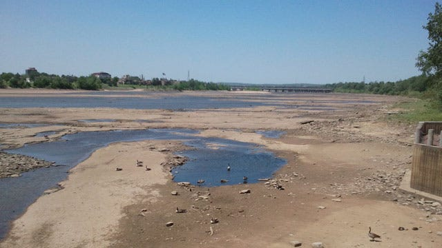 City Of Tulsa Solicits Plans For West Bank Of Arkansas River