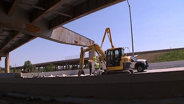 Redesign Will Keep Several Tulsa IDL Ramps Closed