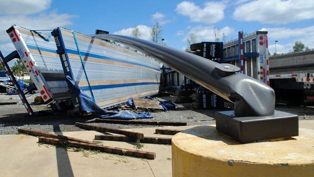 Tulsa Company's Facility In Alabama Destroyed By Tornado