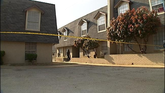 Man Arrested In South Tulsa Homicide