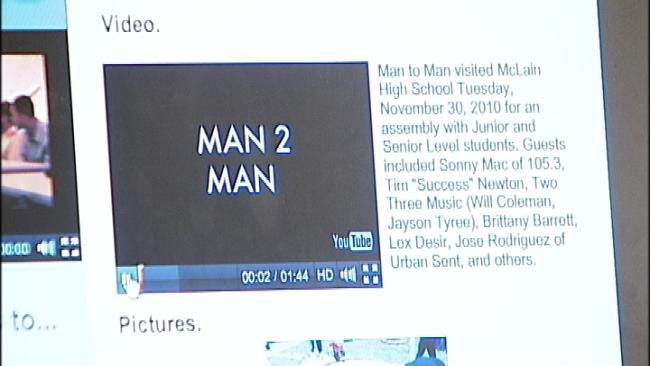 Man To Man Project Making A Difference In North Tulsa