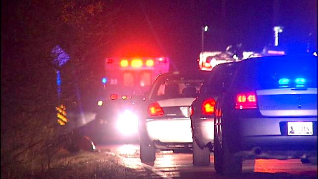 Police Identify Man And Woman Killed In Early Sunday Tulsa Crash